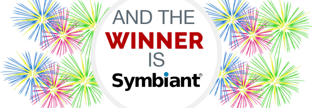 The Winner is Symbiant